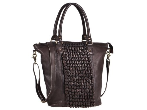 Leder Shopper DEMI