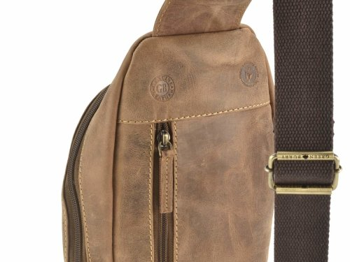 Leder CrossOver BAG III