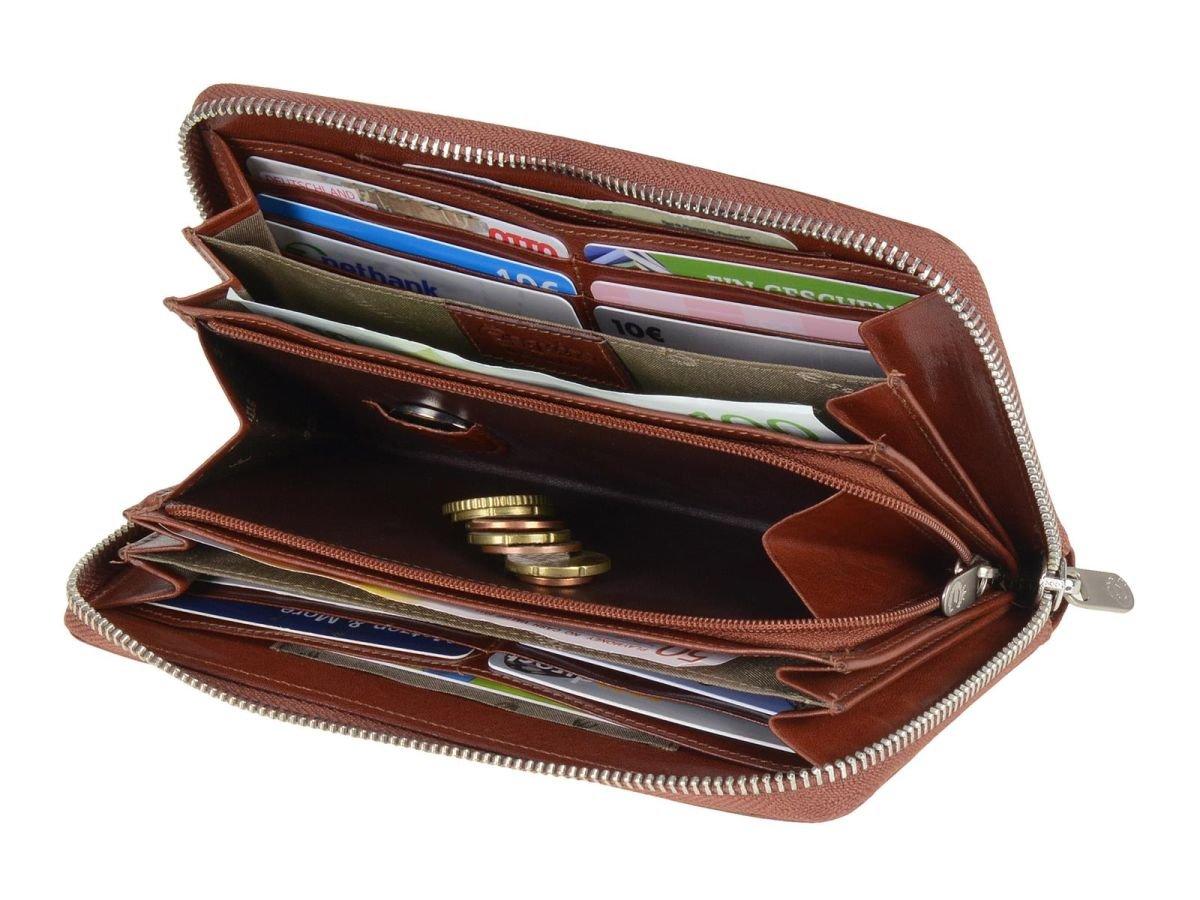 5387f1d1fdba9 Damen Portemonnaies und Geldbörsen mit viel Platz
